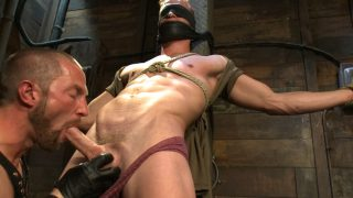 Adam Herst Male Sub Cock Slave