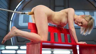 Anna Tyler Blonde Blonde Pixie Gets Fucked Into Oblivion