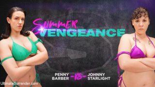 Penny Barber Curvy Penny Barber vs Johnny Starlight