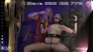 Abigail Annalee Rough Sex 779 Chair of Vulnerability
